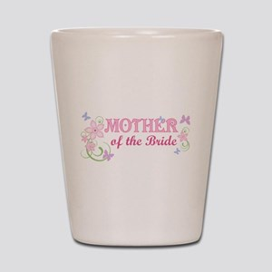 Mother of the Bride [f/b] Shot Glass